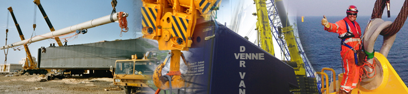 crane service and all related affairs
